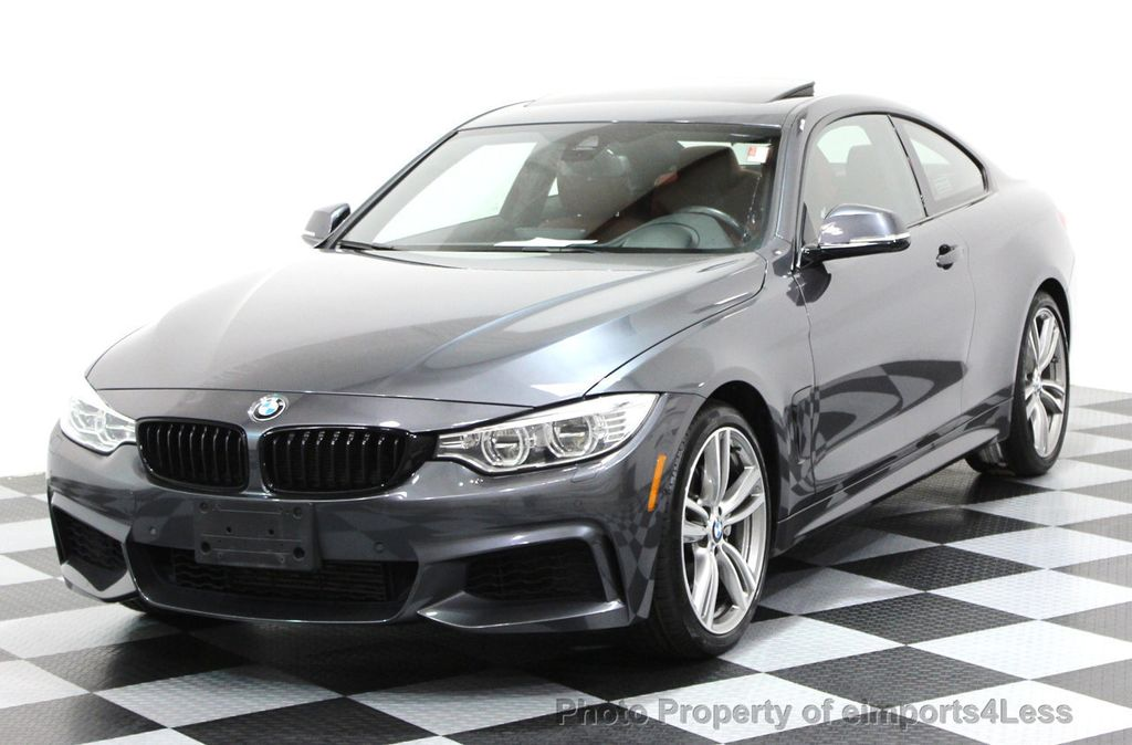 2014 BMW 4 Series CERTIFIED 435i xDRIVE M SPORT AWD 6 SPEED TECH / NAVI - 16417242 - 13