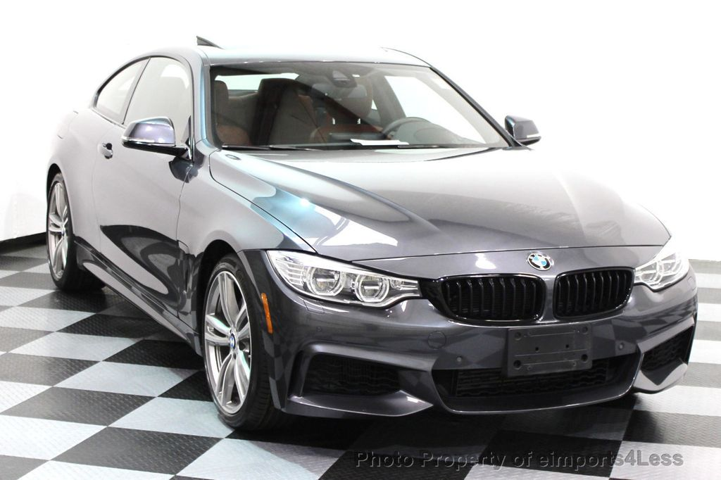 2014 BMW 4 Series CERTIFIED 435i xDRIVE M SPORT AWD 6 SPEED TECH / NAVI - 16417242 - 15