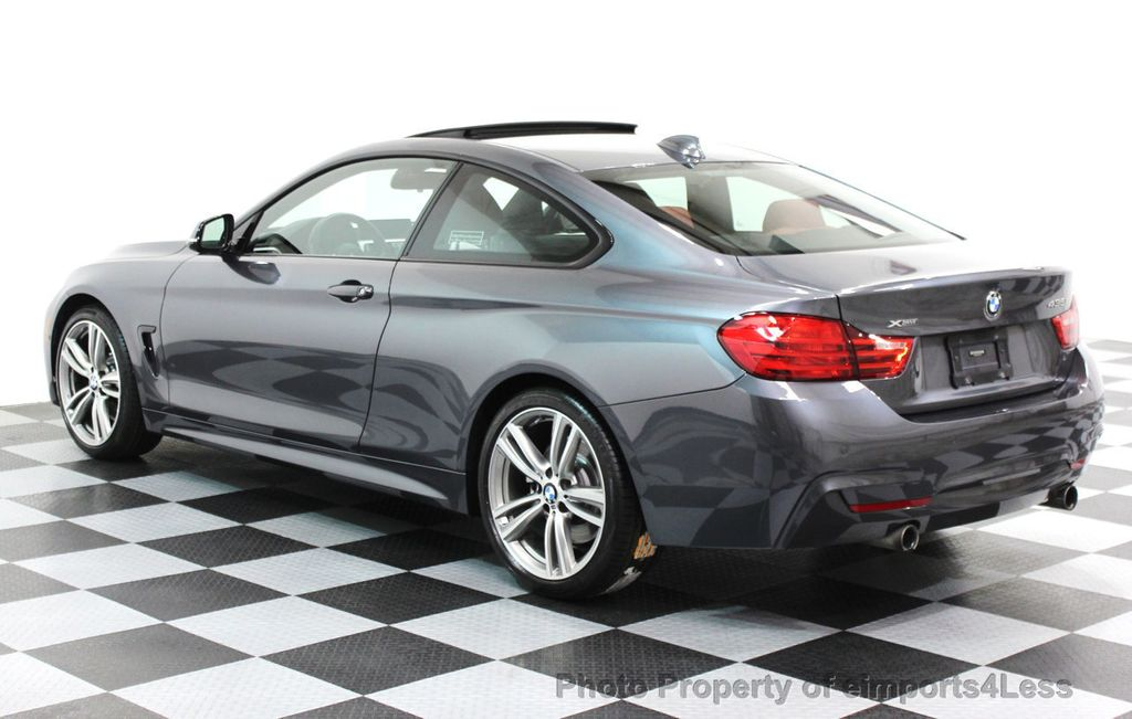2014 BMW 4 Series CERTIFIED 435i xDRIVE M SPORT AWD 6 SPEED TECH / NAVI - 16417242 - 23