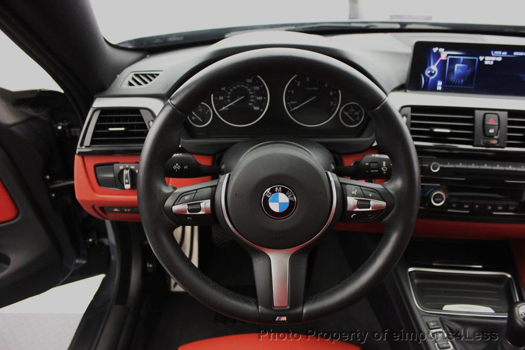 2014 BMW 4 Series CERTIFIED 435i xDRIVE M SPORT AWD 6 SPEED TECH / NAVI - 16417242 - 32