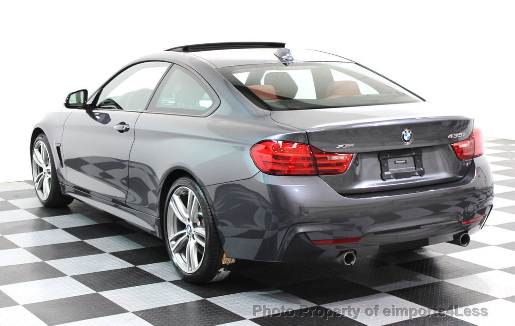 2014 BMW 4 Series CERTIFIED 435i xDRIVE M SPORT AWD 6 SPEED TECH / NAVI - 16417242 - 3