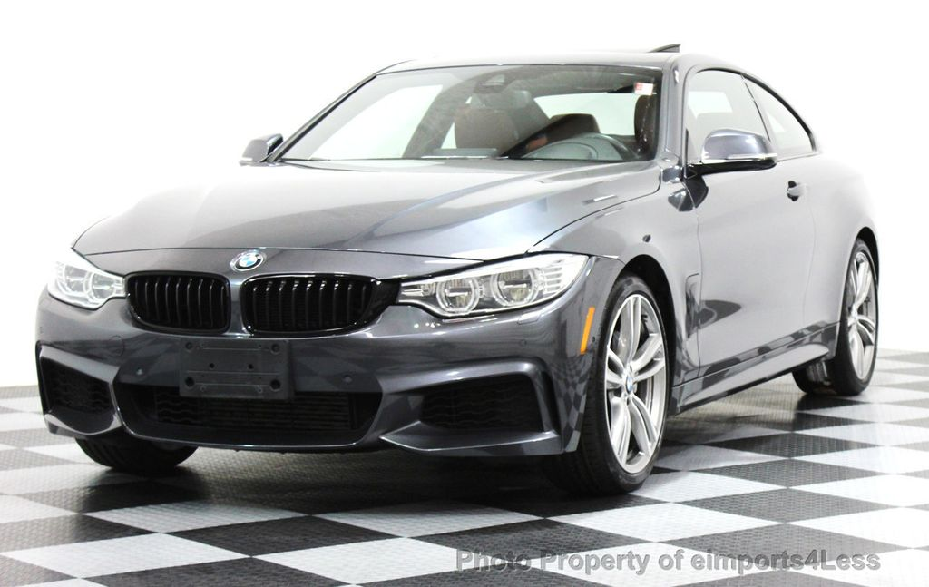 2014 BMW 4 Series CERTIFIED 435i xDRIVE M SPORT AWD 6 SPEED TECH / NAVI - 16417242 - 47