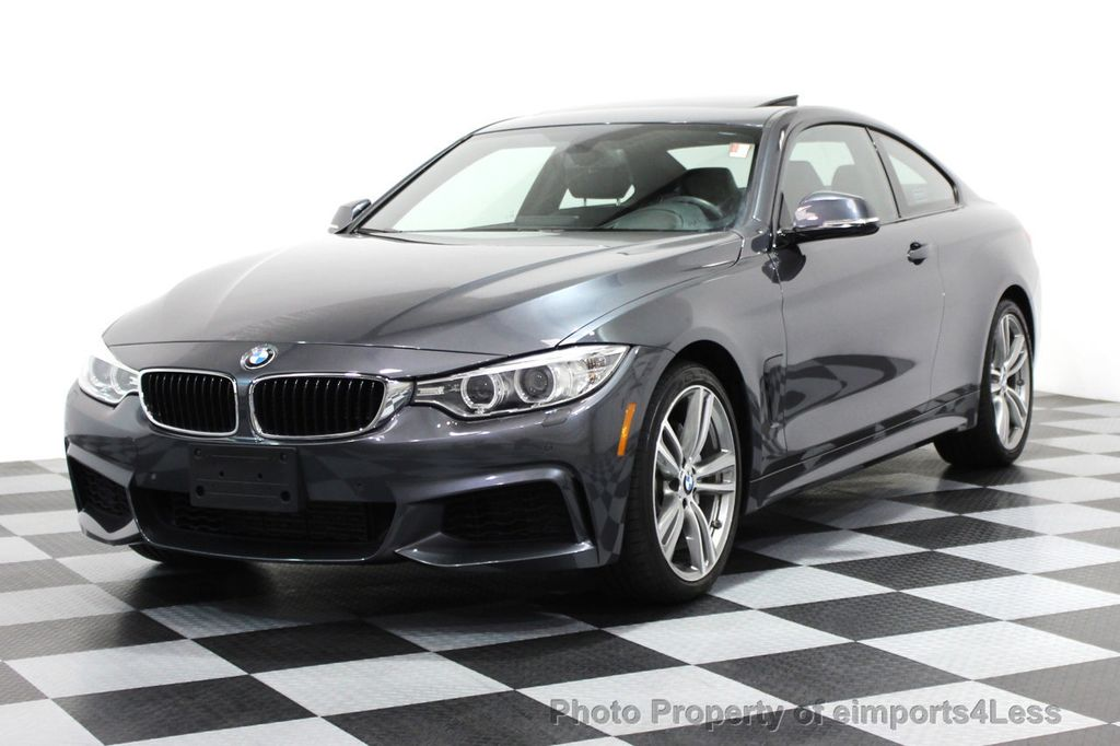 2014 BMW 4 Series CERTIFIED 435i xDRIVE M SPORT AWD COUPE Dynamic / NAV - 15807313 - 13