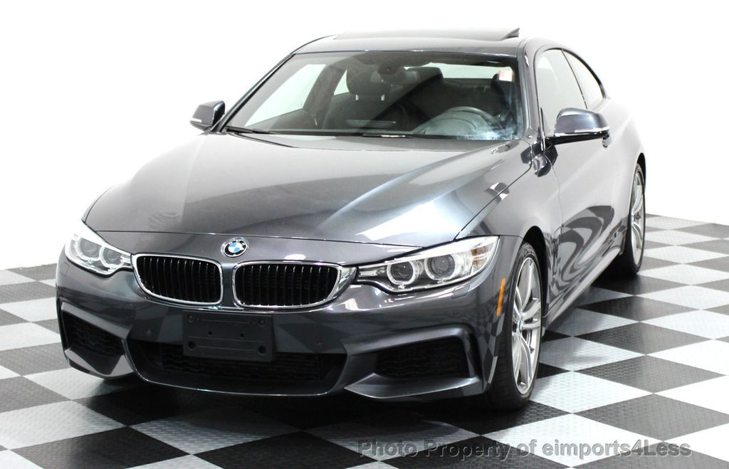 2014 BMW 4 Series CERTIFIED 435i xDRIVE M SPORT AWD COUPE Dynamic / NAV - 15807313 - 14