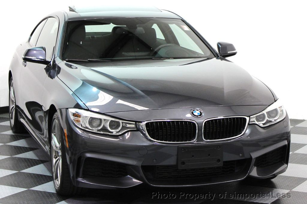 2014 BMW 4 Series CERTIFIED 435i xDRIVE M SPORT AWD COUPE Dynamic / NAV - 15807313 - 15