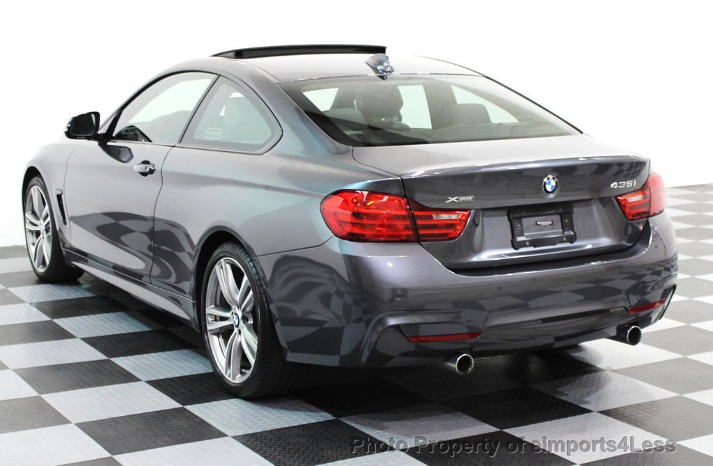 2014 BMW 4 Series CERTIFIED 435i xDRIVE M SPORT AWD COUPE Dynamic / NAV - 15807313 - 17