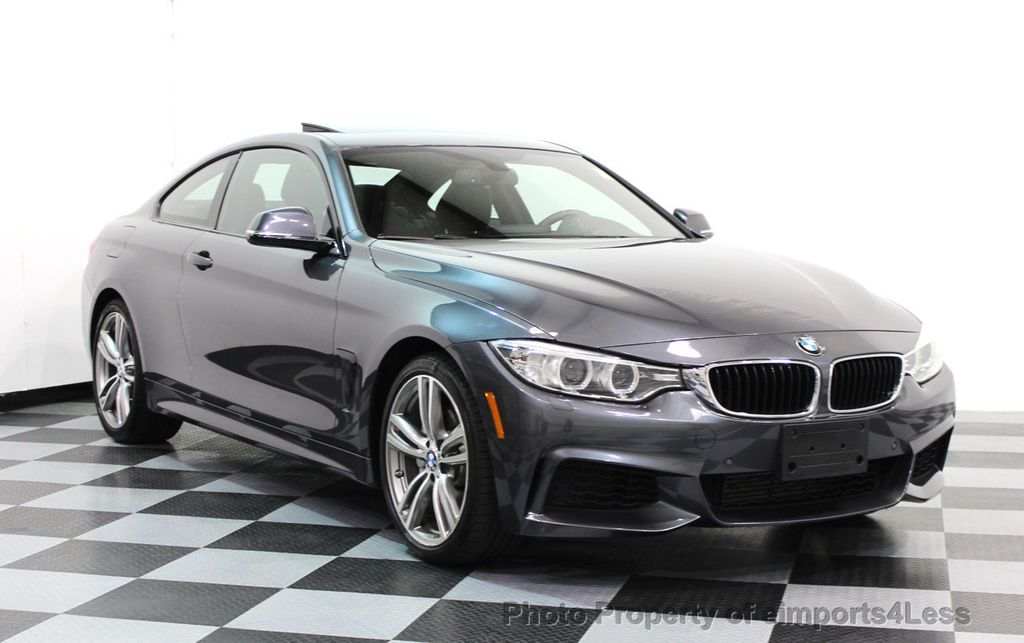 2014 BMW 4 Series CERTIFIED 435i xDRIVE M SPORT AWD COUPE Dynamic / NAV - 15807313 - 1