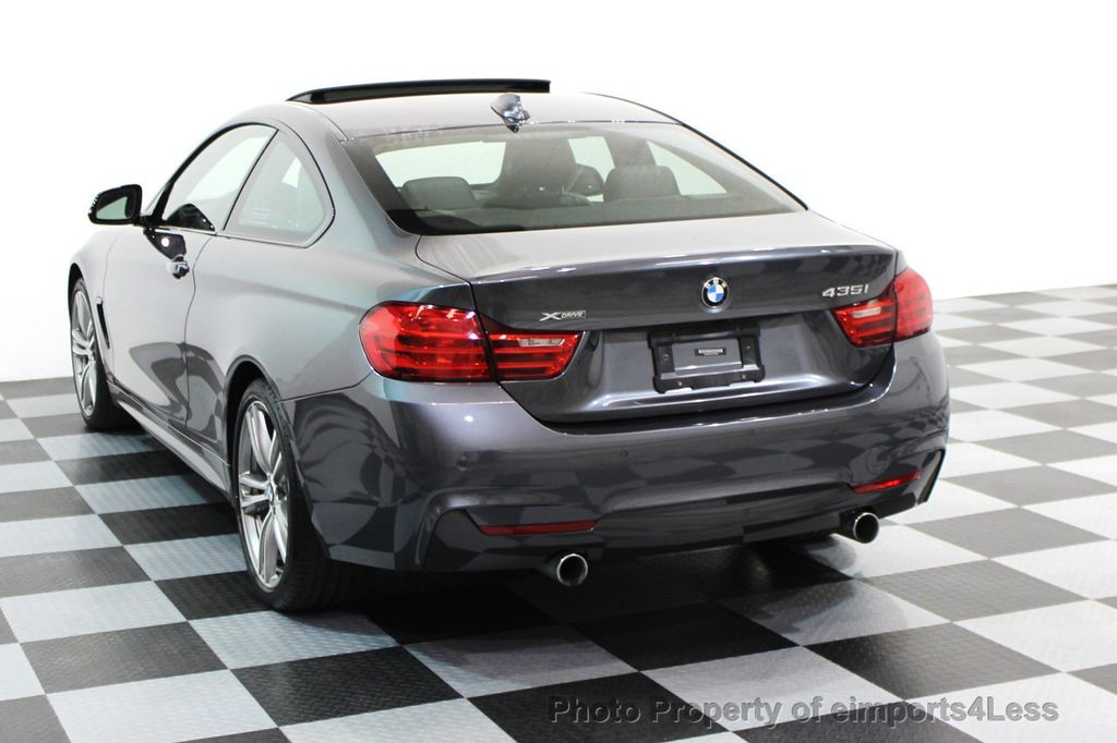2014 BMW 4 Series CERTIFIED 435i xDRIVE M SPORT AWD COUPE Dynamic / NAV - 15807313 - 18