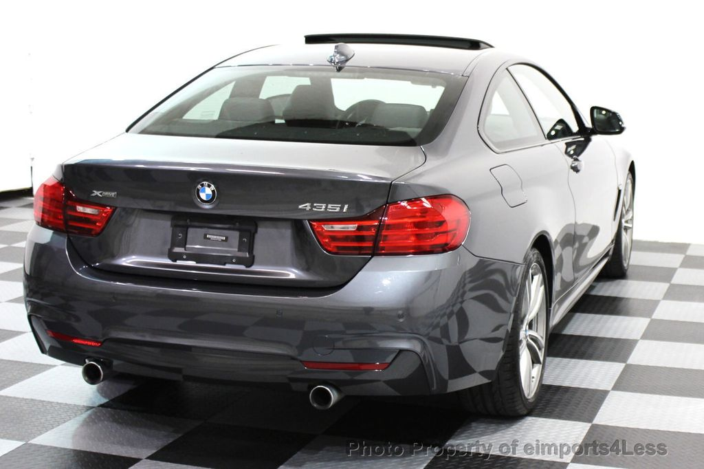 2014 BMW 4 Series CERTIFIED 435i xDRIVE M SPORT AWD COUPE Dynamic / NAV - 15807313 - 19