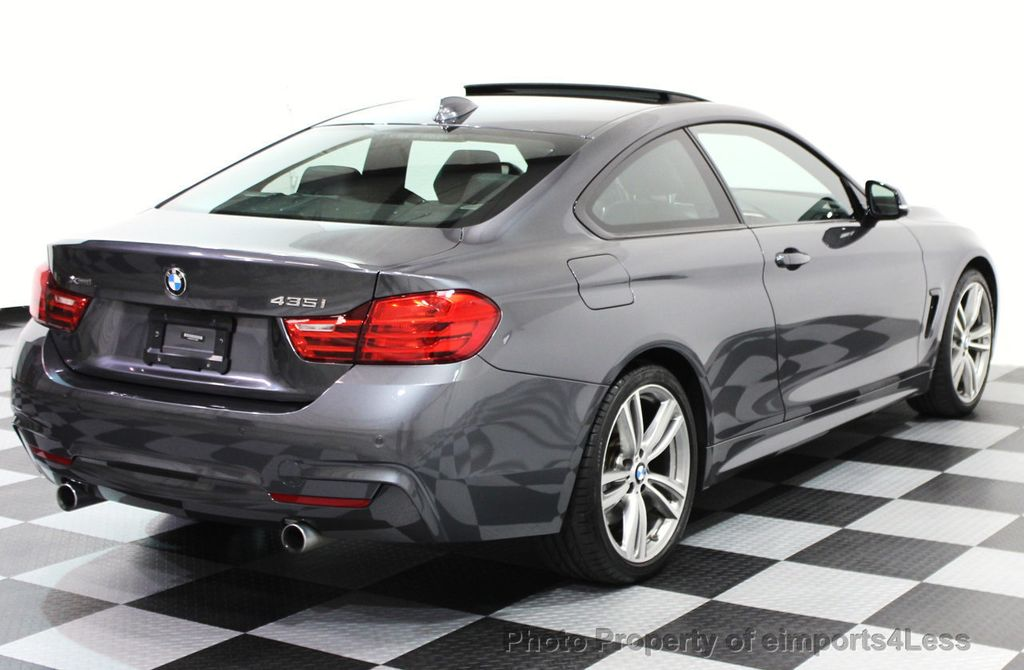 2014 BMW 4 Series CERTIFIED 435i xDRIVE M SPORT AWD COUPE Dynamic / NAV - 15807313 - 20