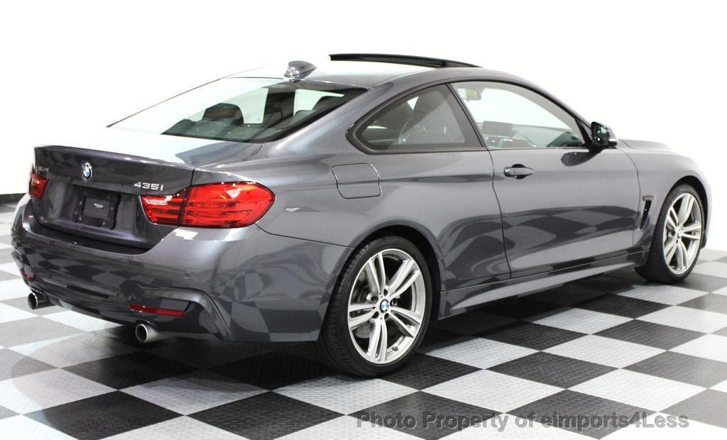 2014 BMW 4 Series CERTIFIED 435i xDRIVE M SPORT AWD COUPE Dynamic / NAV - 15807313 - 21