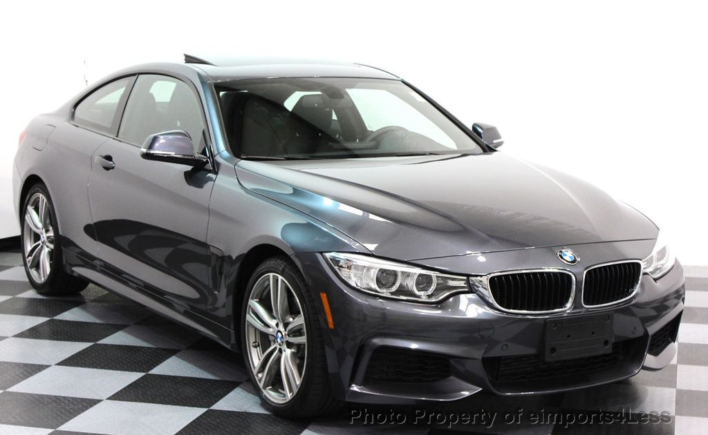 2014 BMW 4 Series CERTIFIED 435i xDRIVE M SPORT AWD COUPE Dynamic / NAV - 15807313 - 25