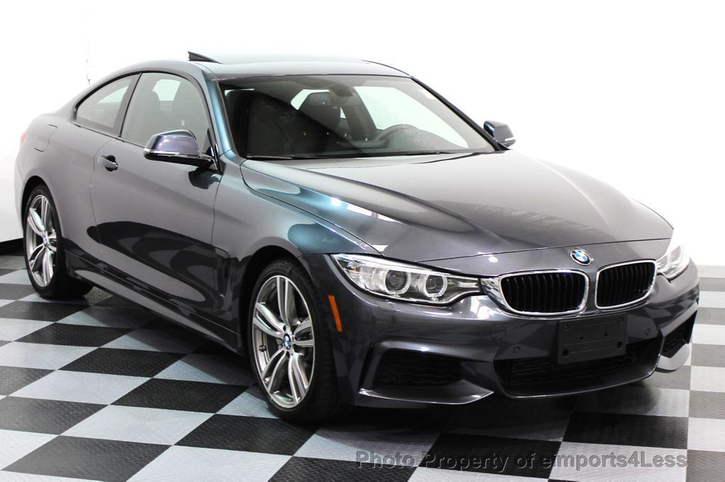 2014 BMW 4 Series CERTIFIED 435i xDRIVE M SPORT AWD COUPE Dynamic / NAV - 15807313 - 26