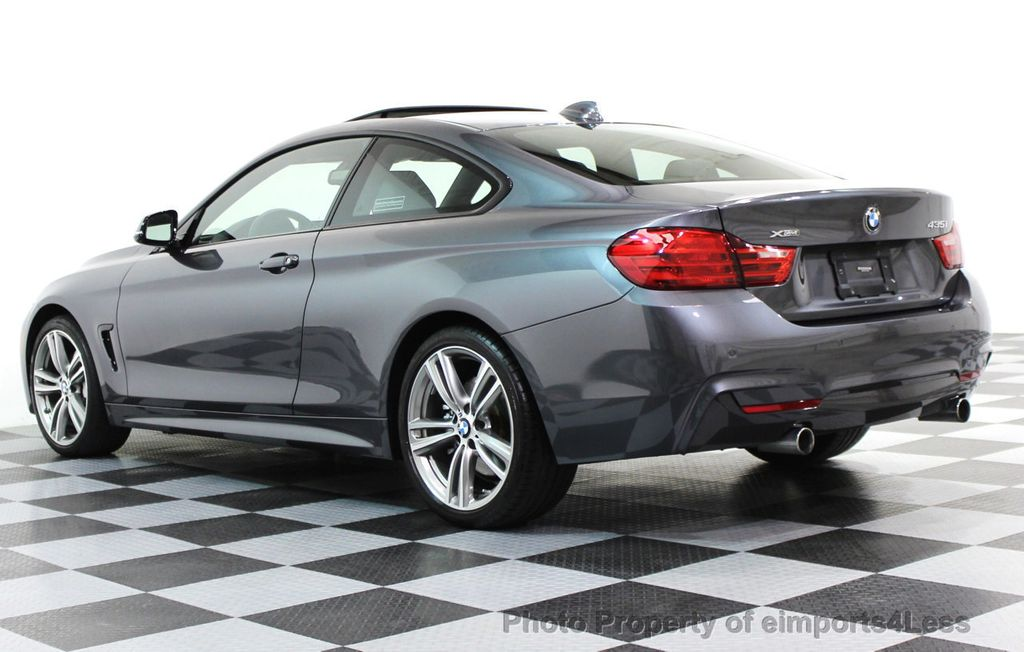 2014 BMW 4 Series CERTIFIED 435i xDRIVE M SPORT AWD COUPE Dynamic / NAV - 15807313 - 27
