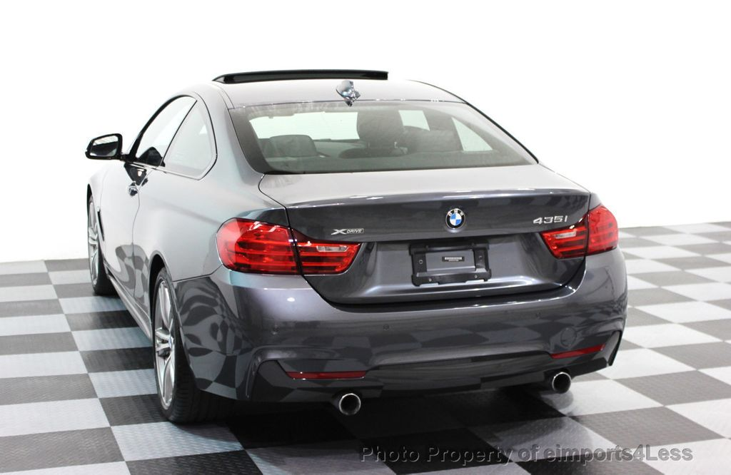 2014 BMW 4 Series CERTIFIED 435i xDRIVE M SPORT AWD COUPE Dynamic / NAV - 15807313 - 2