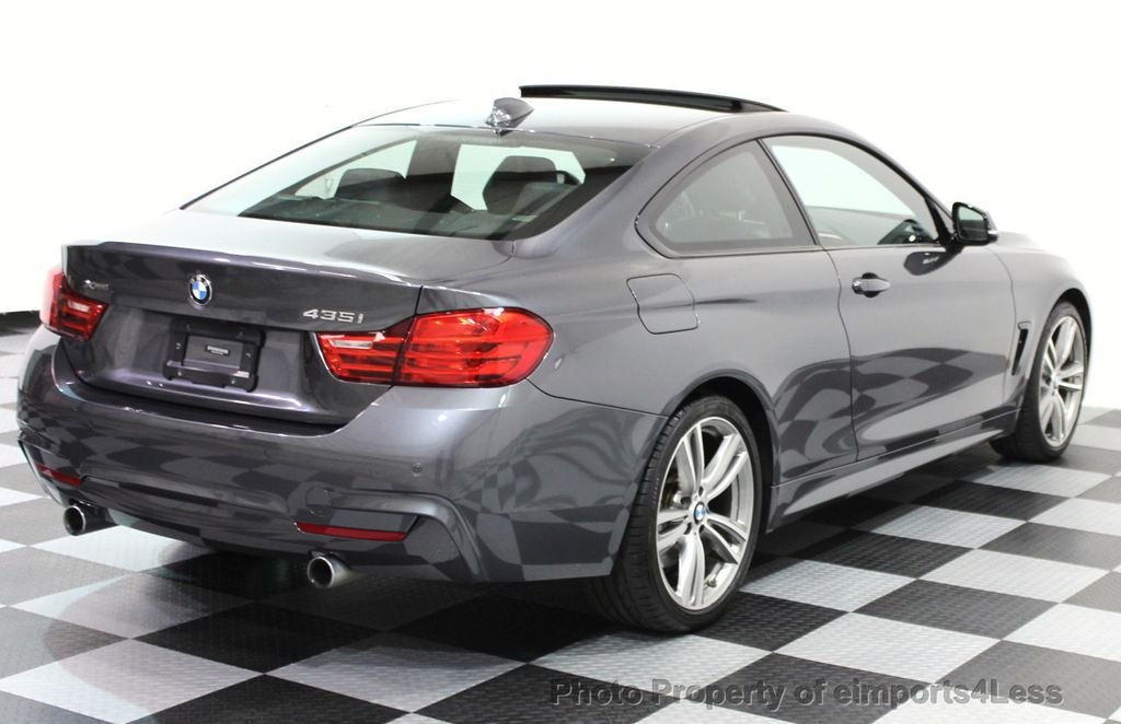 2014 BMW 4 Series CERTIFIED 435i xDRIVE M SPORT AWD COUPE Dynamic / NAV - 15807313 - 29