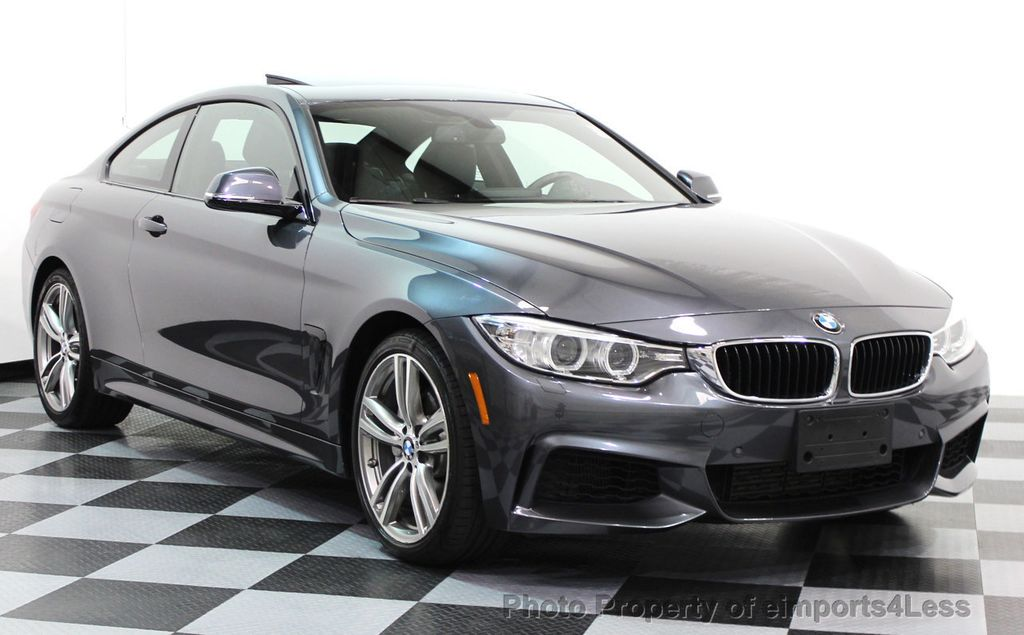 2014 BMW 4 Series CERTIFIED 435i XDRIVE M SPORT AWD COUPE Dynamic NAV