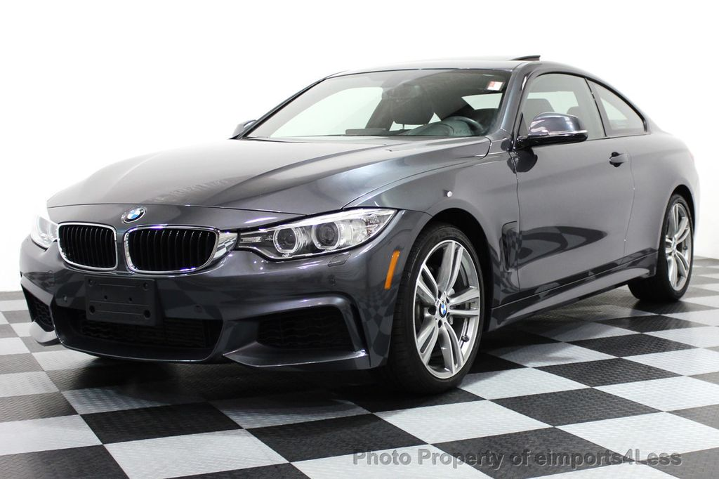 Used BMW Series CERTIFIED I XDRIVE M SPORT AWD COUPE - 2 door bmw 5 series