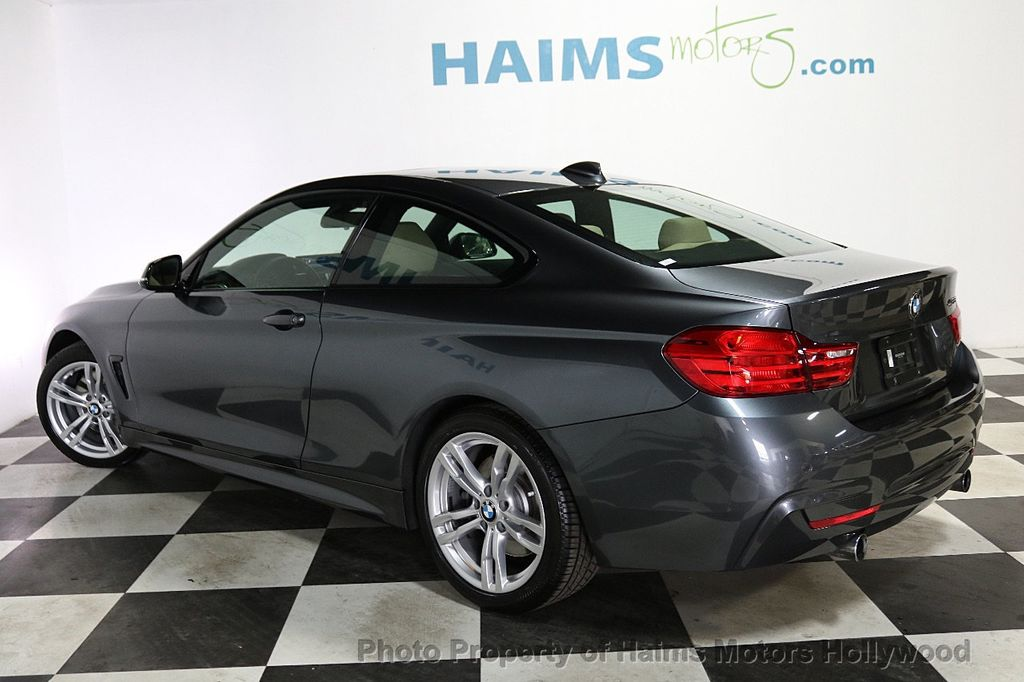 2014 BMW 4 Series M SPORT - 18602875 - 4