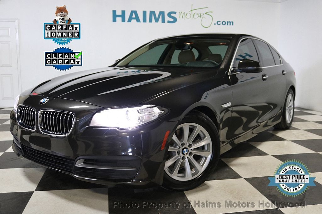2014 BMW 5 Series 528i - 18164159 - 0