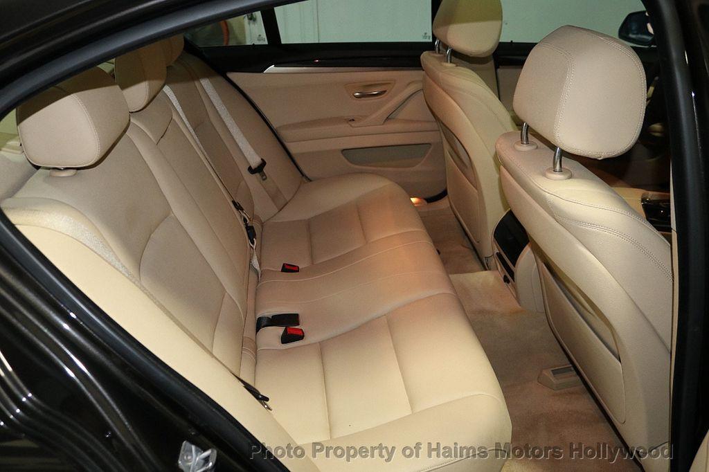2014 BMW 5 Series 528i - 18164159 - 14