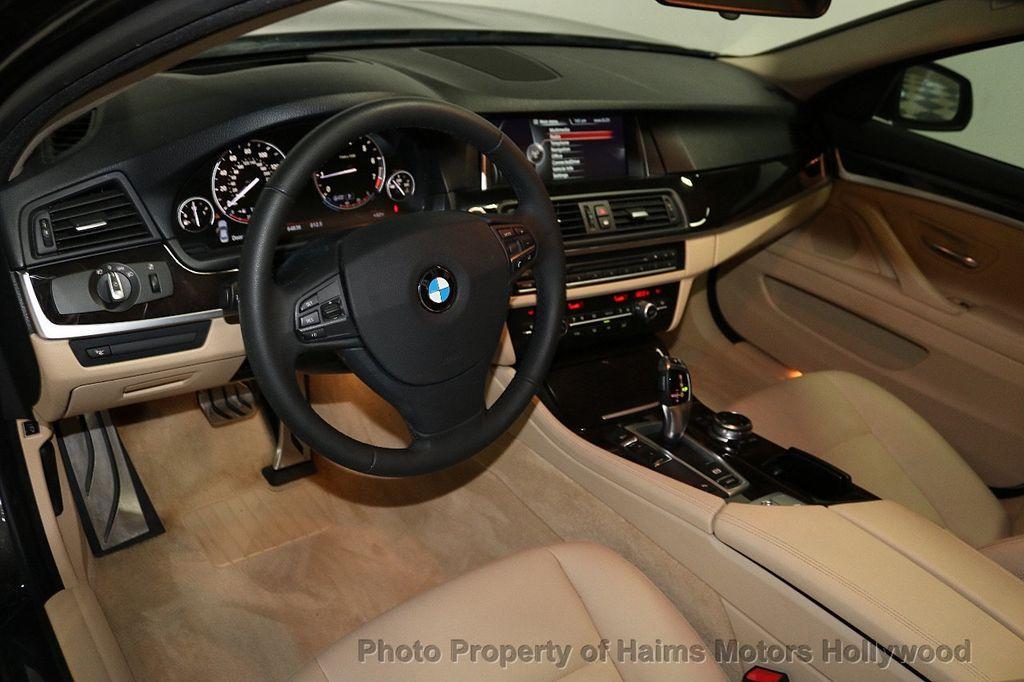 2014 BMW 5 Series 528i - 18164159 - 17