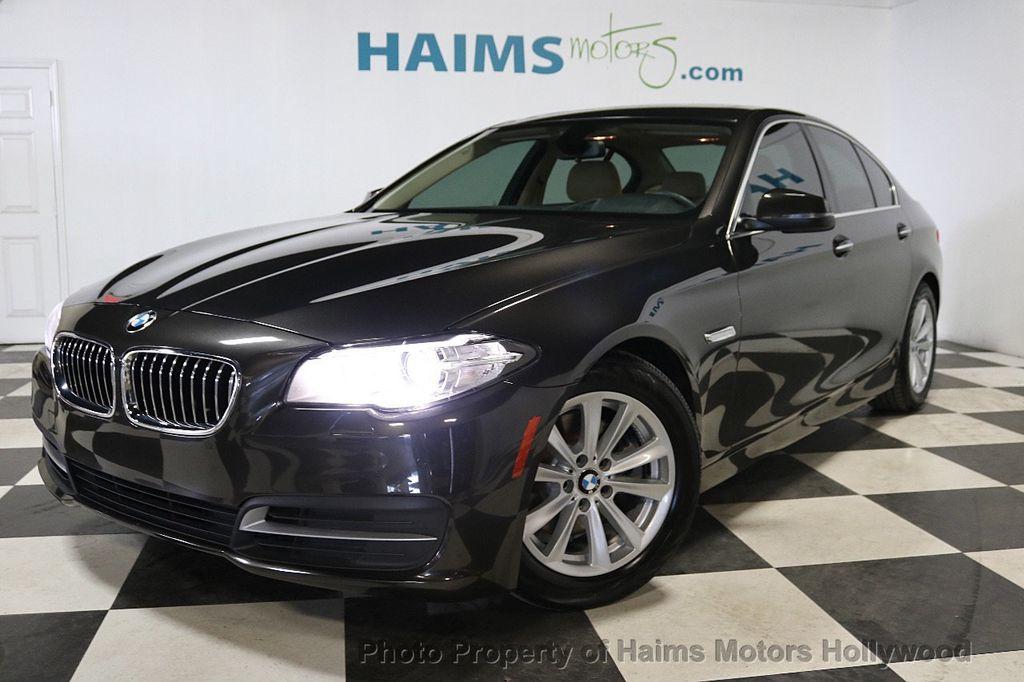 2014 BMW 5 Series 528i - 18164159 - 1