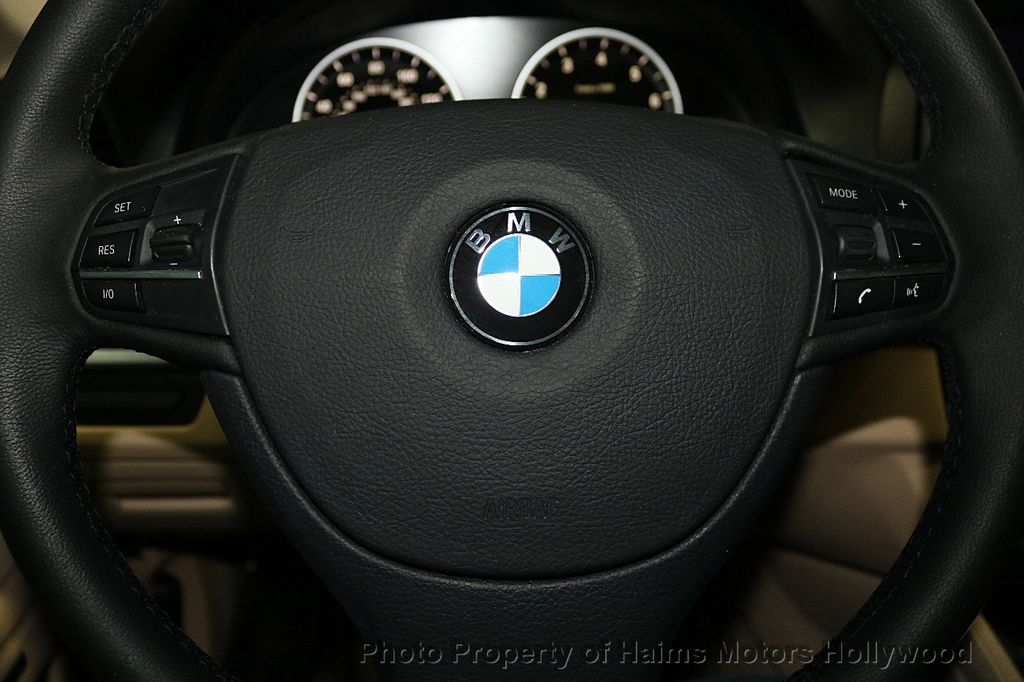 2014 BMW 5 Series 528i - 18164159 - 27