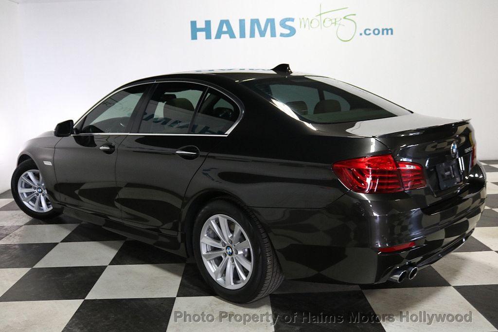 2014 BMW 5 Series 528i - 18164159 - 4