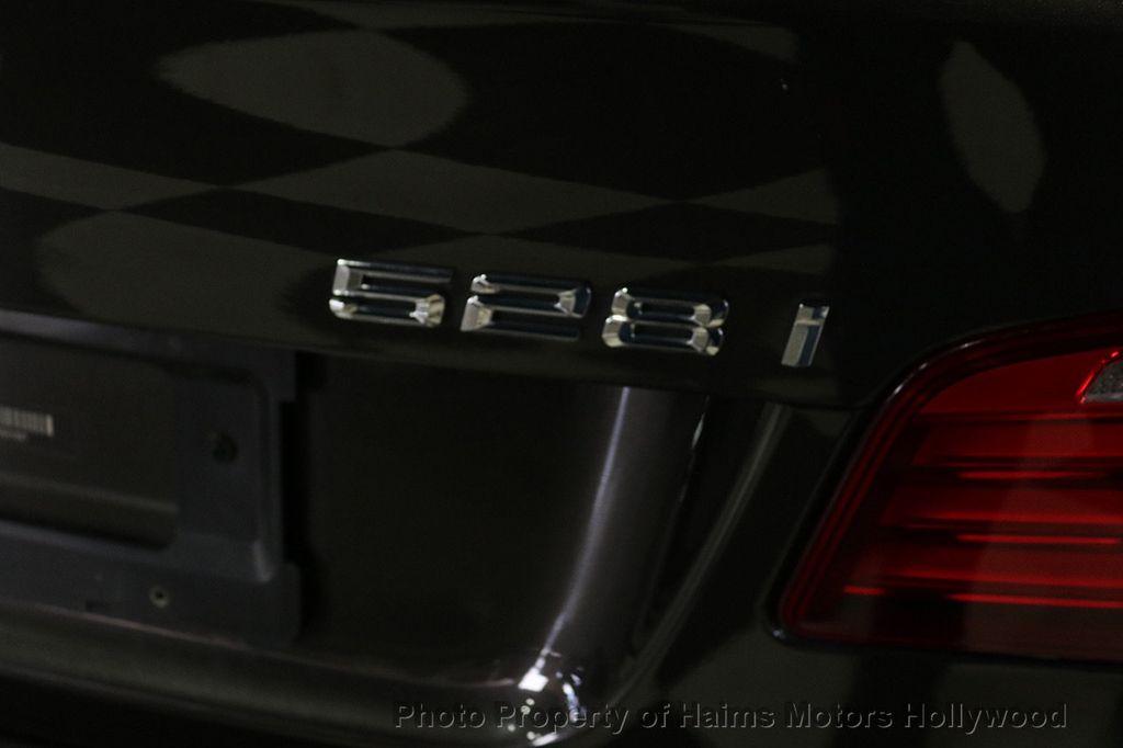 2014 BMW 5 Series 528i - 18164159 - 7