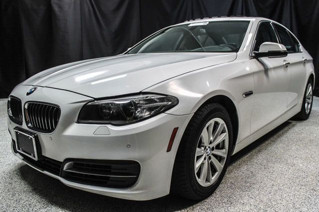 2014 Used Bmw 5 Series 528i Xdrive At Auto Outlet Serving Elizabeth