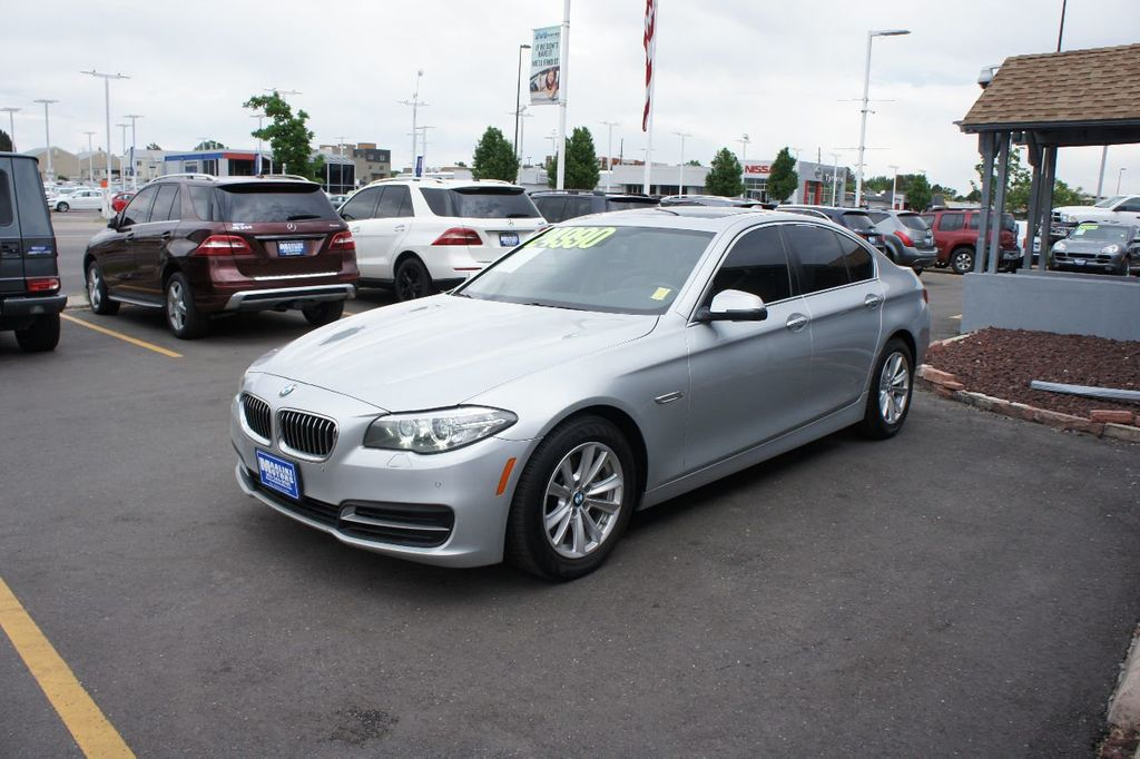 2014 BMW 5 Series 528i xDrive - 17744156 - 1