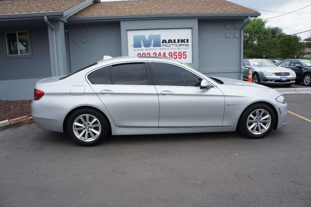 2014 BMW 5 Series 528i xDrive - 17744156 - 2
