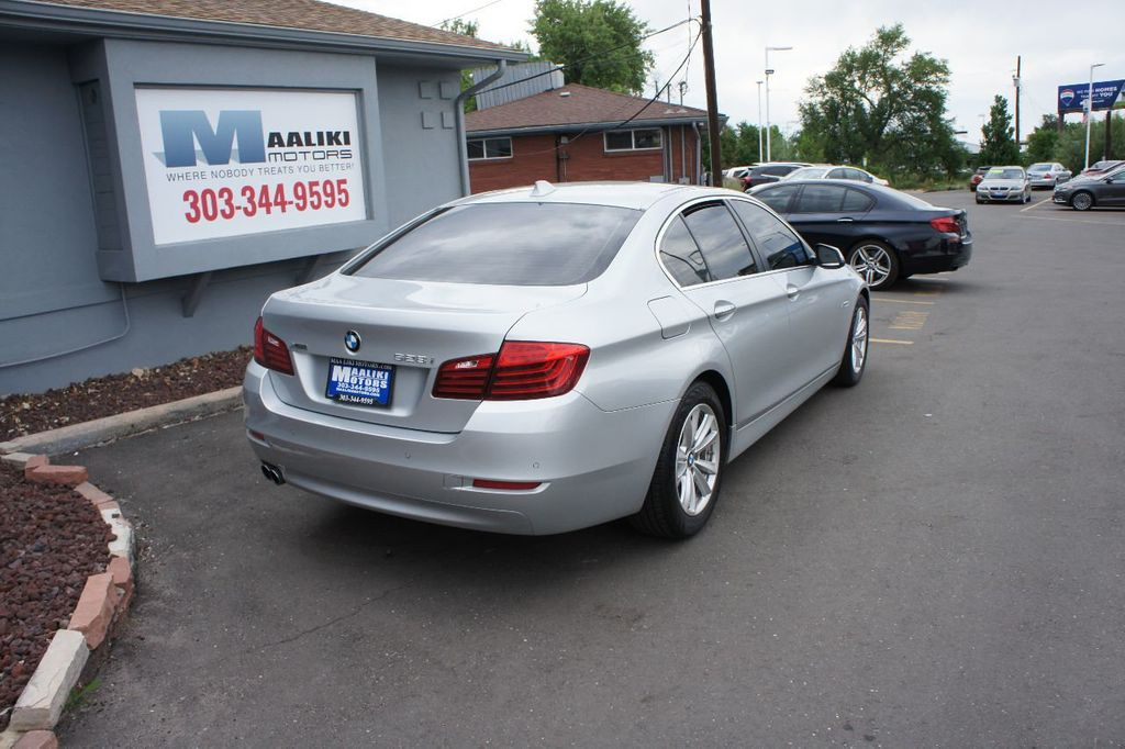 2014 BMW 5 Series 528i xDrive - 17744156 - 3