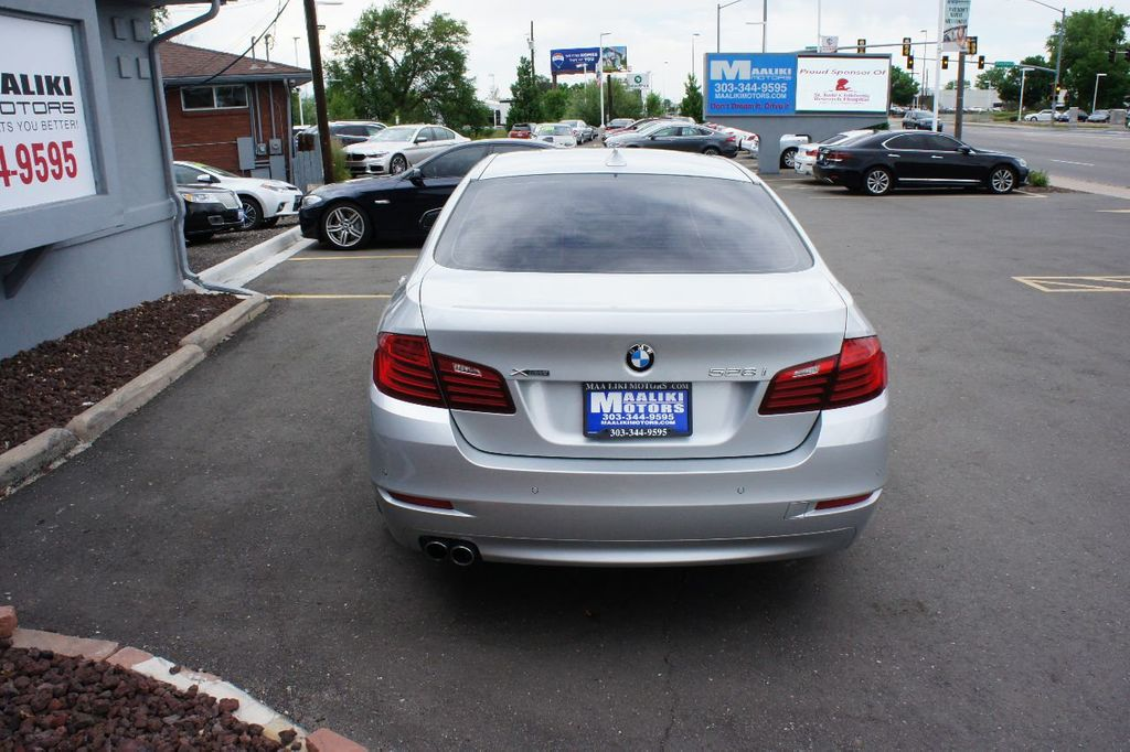 2014 BMW 5 Series 528i xDrive - 17744156 - 4