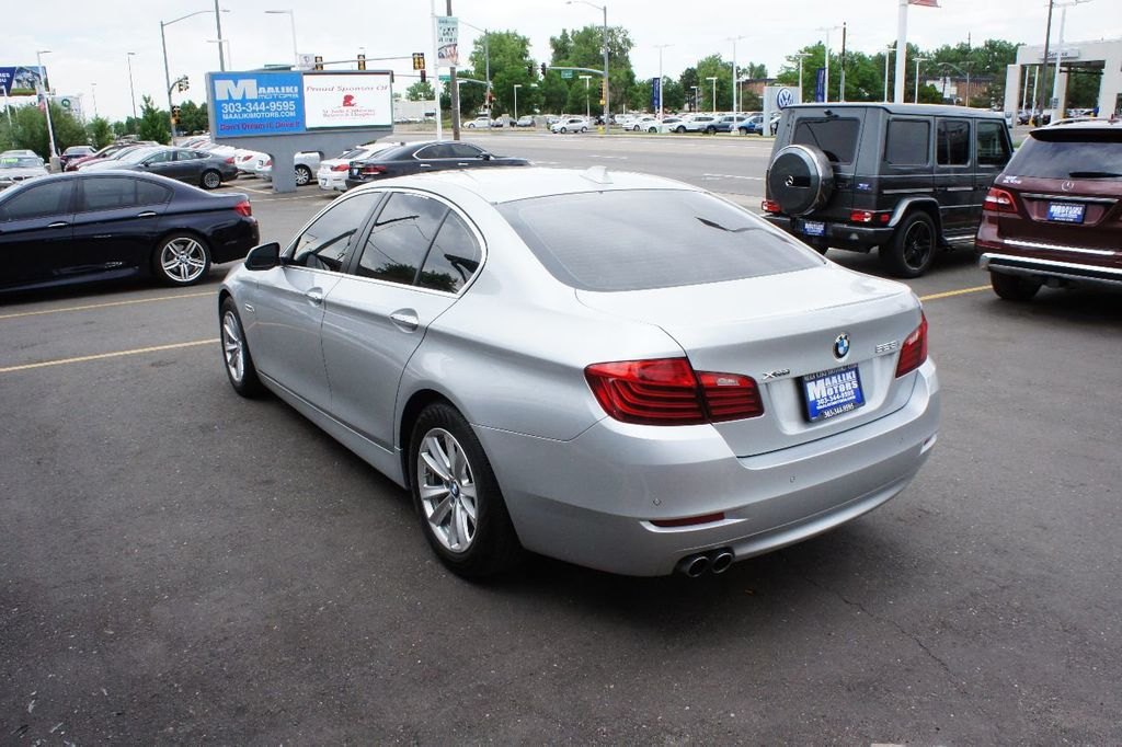 2014 BMW 5 Series 528i xDrive - 17744156 - 5