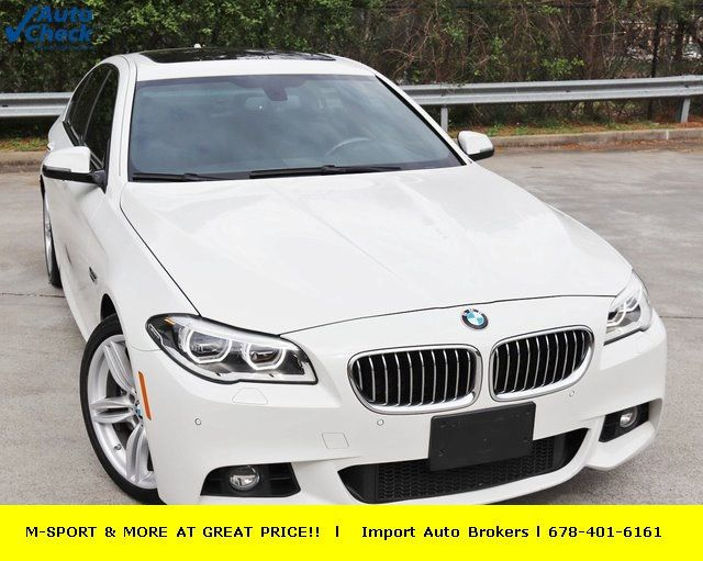 2014 BMW 5 Series 535d with Premium & M Sport Packages - 18692057 - 0