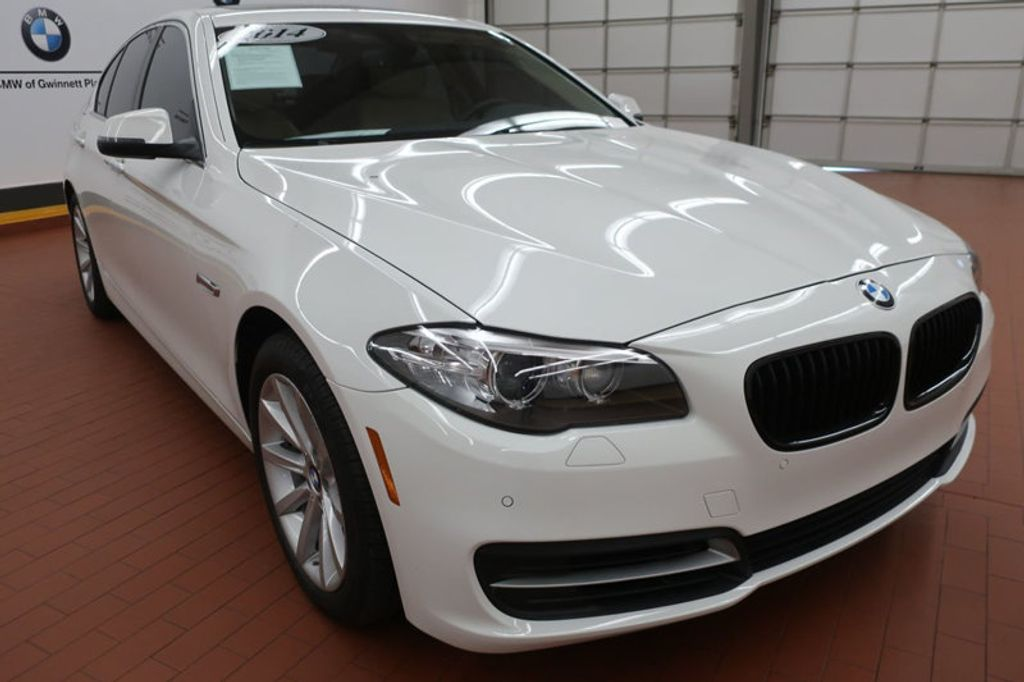 Used BMW Series I At BMW Of Gwinnett Place Serving - 2014 bmw 535i price