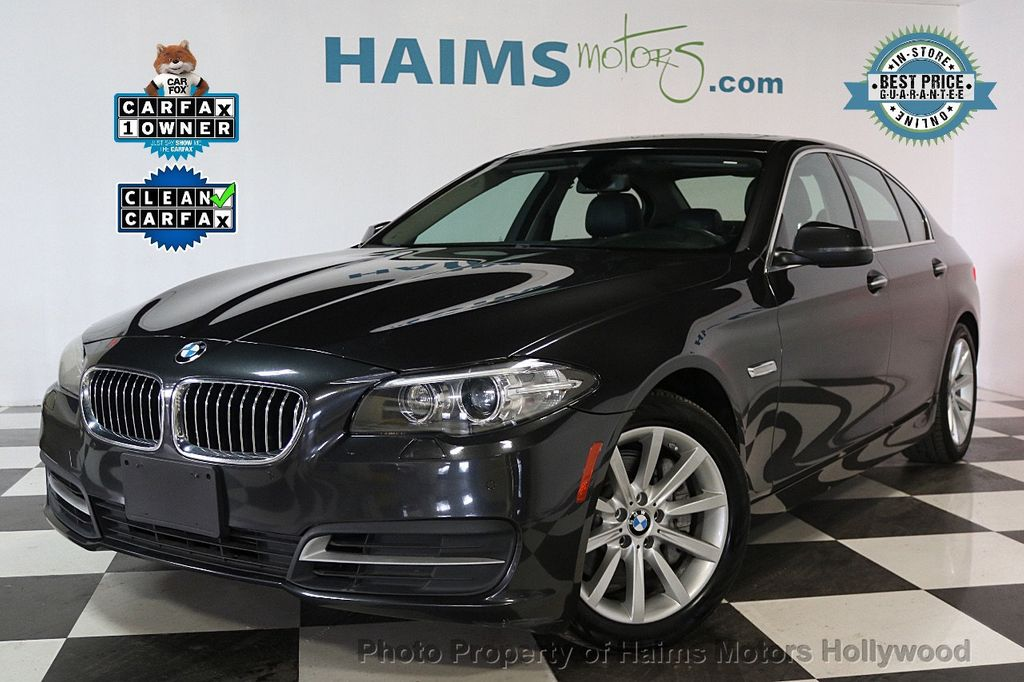 2014 BMW 5 Series 535i xDrive - 17522278 - 0