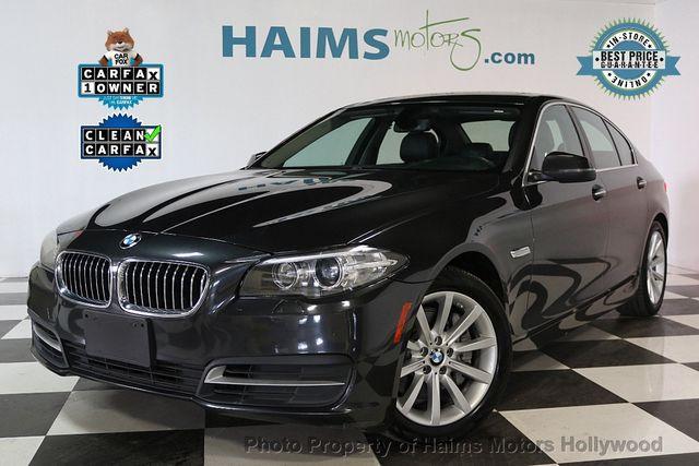 2014 BMW 5 Series 535i XDrive Sedan
