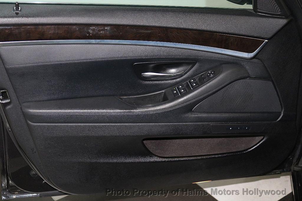 2014 BMW 5 Series 535i xDrive - 17522278 - 11