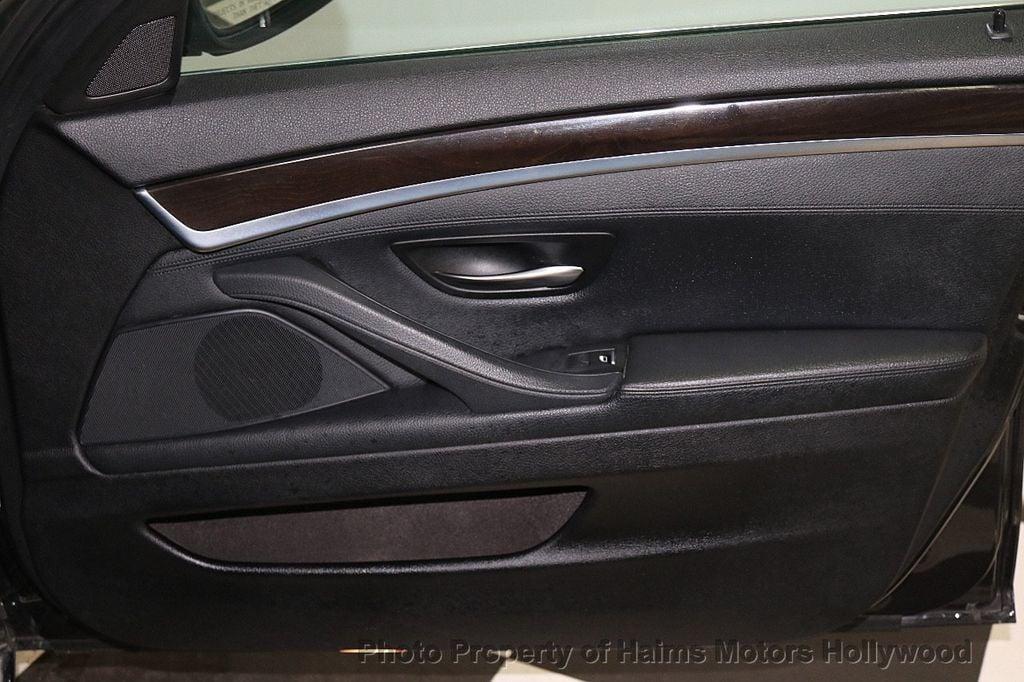 2014 BMW 5 Series 535i xDrive - 17522278 - 14
