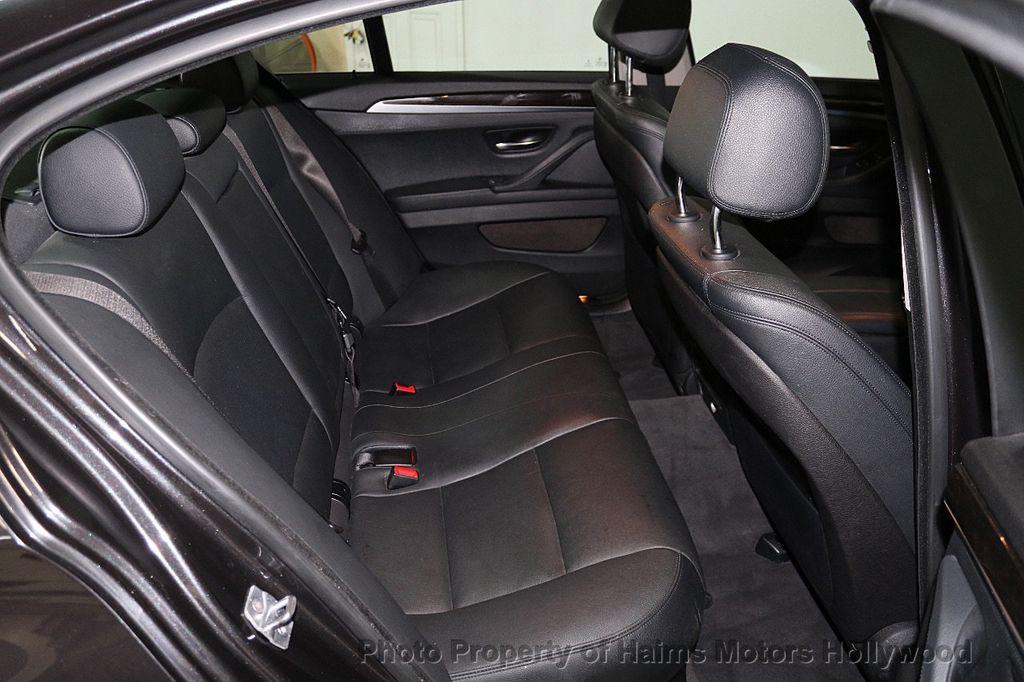 2014 BMW 5 Series 535i xDrive - 17522278 - 16