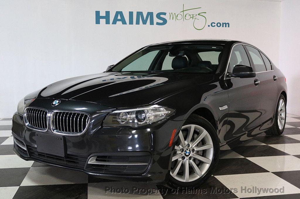 2014 BMW 5 Series 535i xDrive - 17522278 - 1