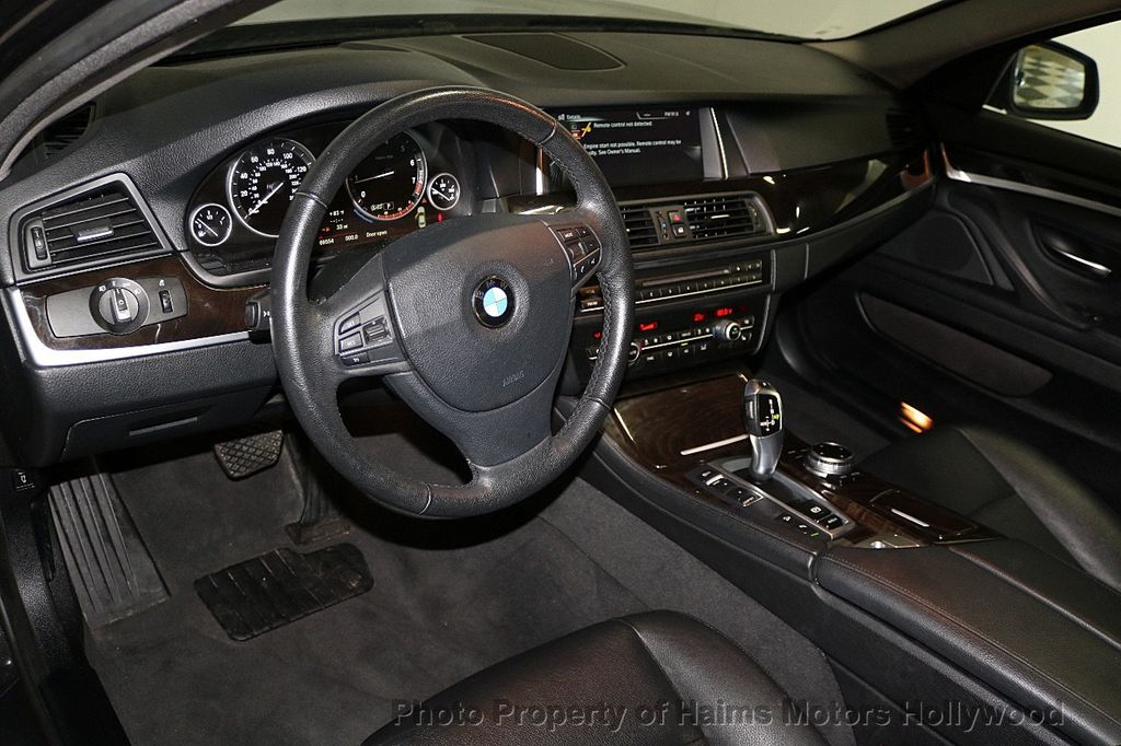 2014 BMW 5 Series 535i xDrive - 17522278 - 19