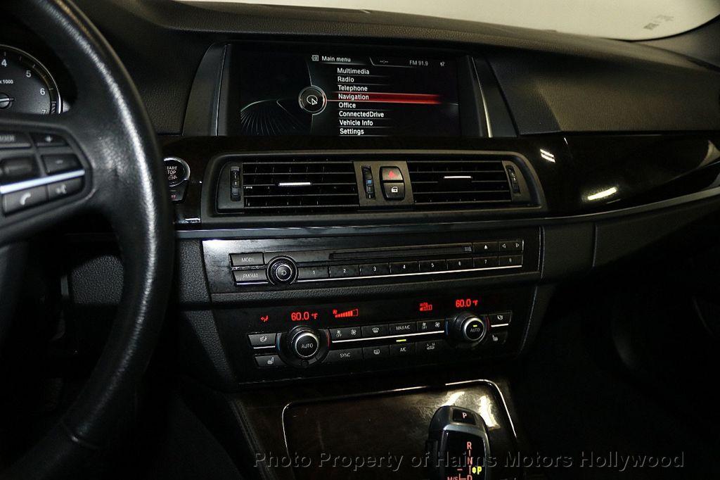 2014 BMW 5 Series 535i xDrive - 17522278 - 21