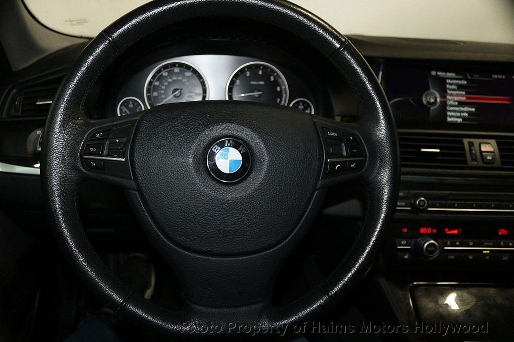 2014 BMW 5 Series 535i xDrive - 17522278 - 31