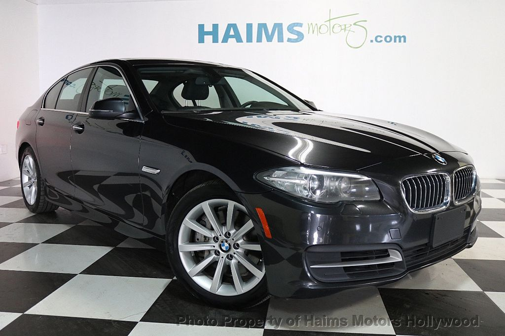 2014 BMW 5 Series 535i xDrive - 17522278 - 3