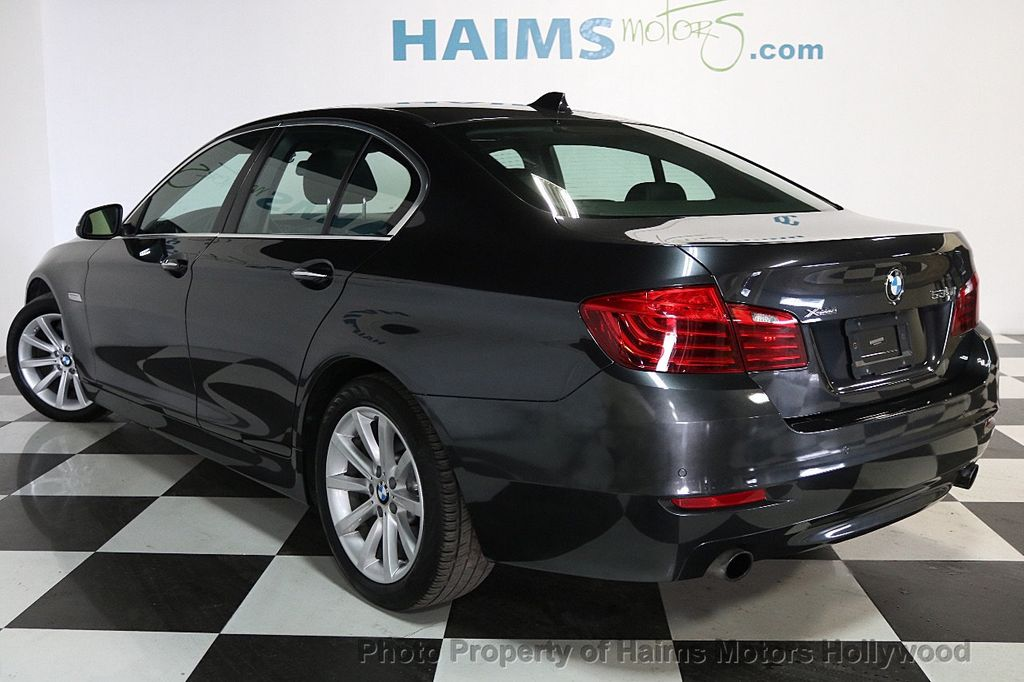 2014 BMW 5 Series 535i xDrive - 17522278 - 4