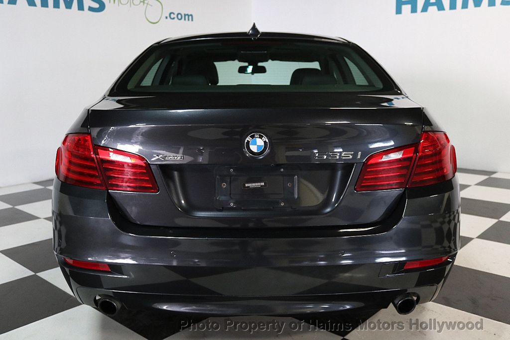 2014 BMW 5 Series 535i xDrive - 17522278 - 5